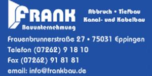 Frank Bauunternehmung