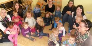 Kinder 0 bis 3 Jahre