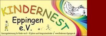 Kindernest Eppingen - Ganztagesbetreuung für Kinder von 0 – 10  Jahren (auch Integrationskinder)